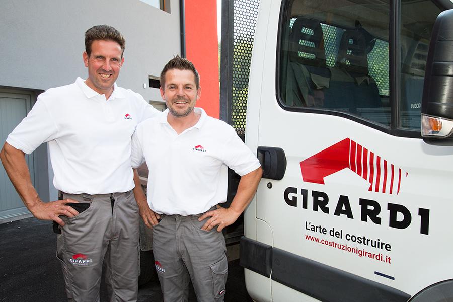 Impresa di Costruzioni Girardi Trento