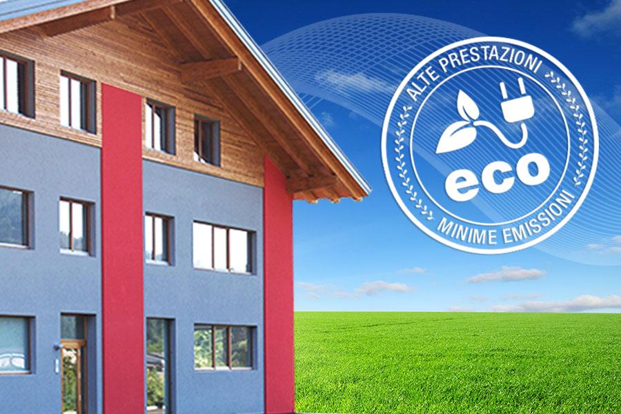 Edilizia ecocompatibile Trento